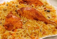 Photo of طريقة صنع الكبسة السعودية بالدجاج