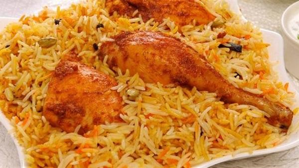 طريقة صنع الكبسة السعودية بالدجاج