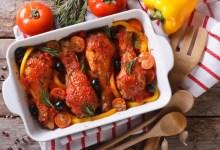 Photo of طريقة عمل دجاج مشوي بالطماطم والريحان