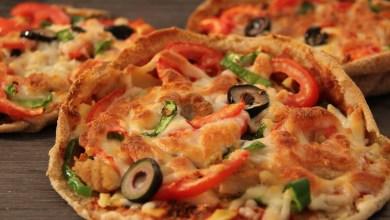 Photo of طريقة عمل بيتزا بالخبز