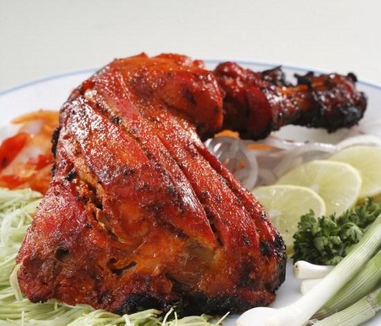 طريقة عمل دجاج تندوري
