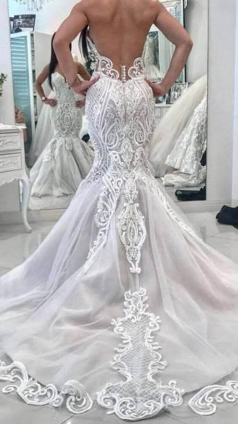 شاهدى أجمل صور فساتين زفاف فخمة وعالمية