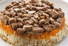 Photo of طريقة عمل مقلوبة اللحم بأسهل طريقة