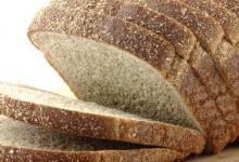 Photo of الريجيم وخبز النخالة