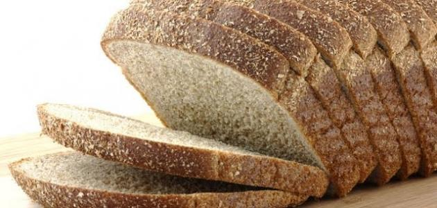 الريجيم وخبز النخالة