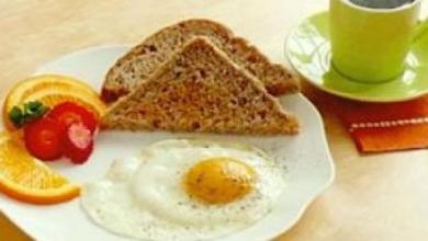 Photo of الفطور المناسب للريجيم