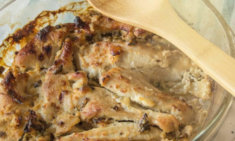 طريقة عمل توست الدجاج بالبشاميل
