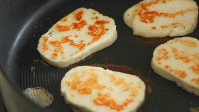 Photo of طريقة تحضير الجبنة المقلية