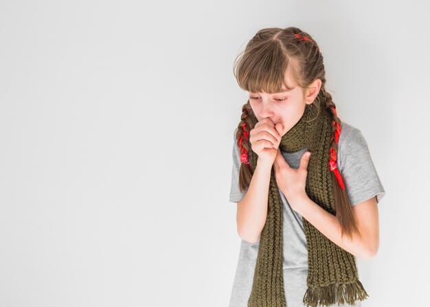 علاج السعال عند الأطفال طبيعيا