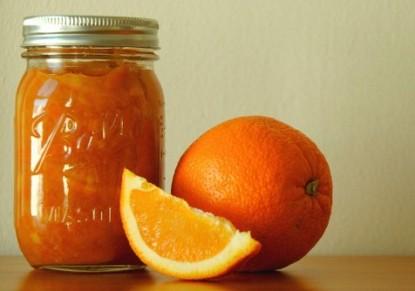 طريقة عمل مربى البرتقال بالقشر والصور