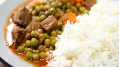 Photo of طريقة عمل بازيلا ورز بالطريقة اللبنانية