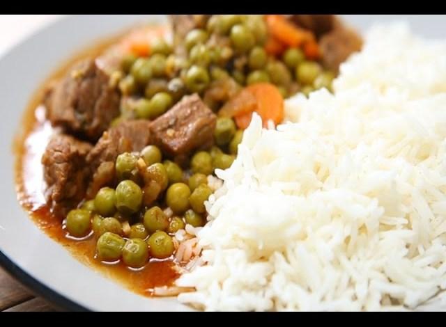 طريقة عمل بازيلا ورز بالطريقة اللبنانية