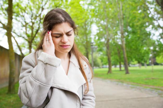 أنواع الصداع طرق علاج فى الرأس