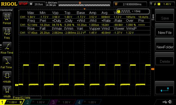 ESP8266 NodeMCU uPWM IR current