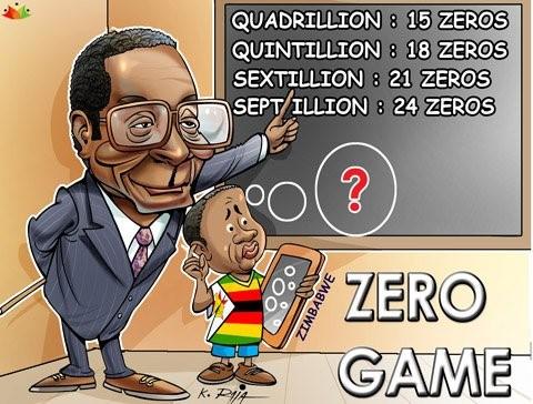 ΓΡΑΦΗΜΑ - Ζιμπάμπουε