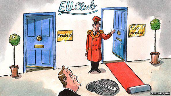ΕΙΚΟΝΑ---Βρετανία Η έξοδος της M. Βρετανίας από την ΕΕ