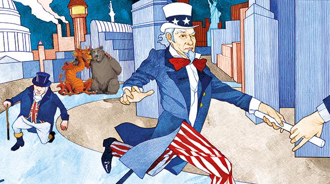 ΕΙΚΟΝΑ---ΗΠΑ,-Ρωσία,-Κίνα,-Αγγλία Η νέα γεωπολιτική αρχιτεκτονική
