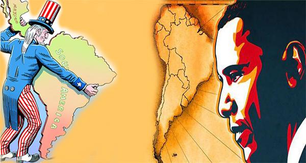 Η ανακατάληψη της Λατινικής Αμερικής