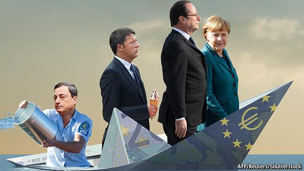 Η ΕΚΤ σε αχαρτογράφητα νερά