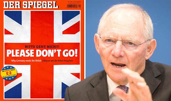Παρακαλούμε μη φύγετε! Στους Βρετανούς προβάλλονται συνθήκες χάους & αποκάλυψης, εάν δεν ψηφίσουν υπέρ της αμερικανικής φυλακής με τους Γερμανούς δεσμοφύλακες