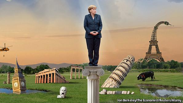 Η συμπεριφορά της γερμανικής κυβέρνησης είναι απαράδεκτη - αφού αρνείται να προσφέρει αυτά που προσφέρθηκαν στη χώρα της, παρά το αιματοκύλισμα της Ευρώπης
