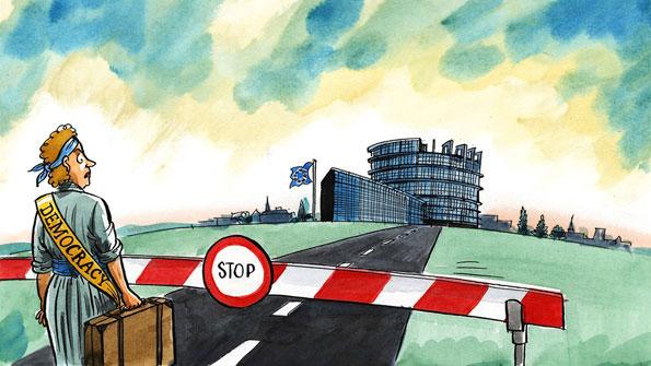 Τόσο η ενωμένη Ευρώπη, όσο και το ευρώ είναι ένα απατηλό όνειρο - από το οποίο πρέπει να ξυπνήσουμε, προτού καταστραφούμε εντελώς μέσα από εμφύλιους και διακρατικούς πολέμους.