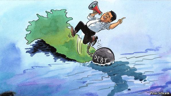 Ιταλία, στην παγίδα του χρέους