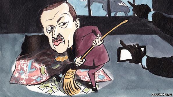 Η τουρκική οικονομία καταρρέει