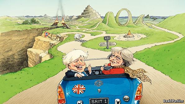Βρετανία, ισχυρό πλήγμα για το ευρώ