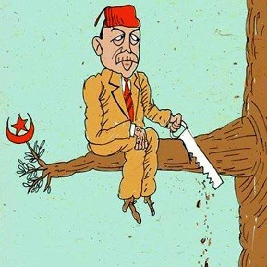 Ο απατεώνας δικτάτορας