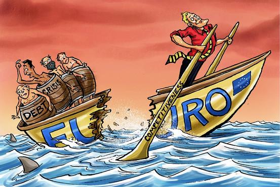 Τίτλοι τέλους για το ευρώ