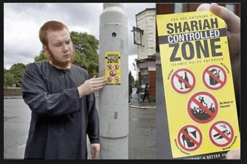 Απαγορευμένες ζώνες στη Σουηδία