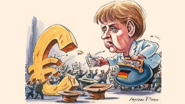 Το βρώμικο γερμανικό παιχνίδι