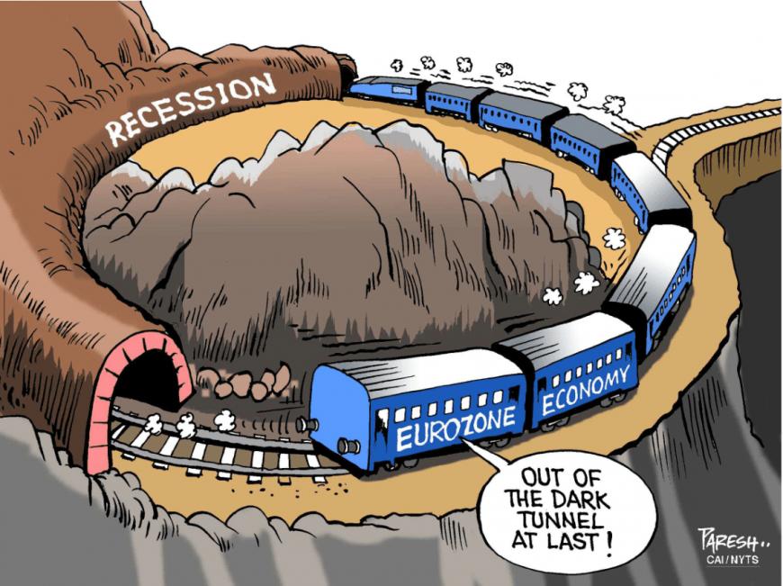 Η ατελείωτη ευρωπαϊκή κρίση