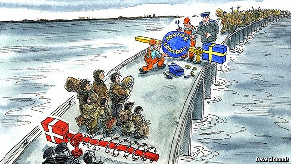 Το μεταναστευτικό πρόβλημα της Σουηδίας