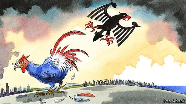 Γαλλία, η αντεπίθεση του συστήματος