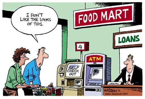 Το τέρας του αποπληθωρισμού