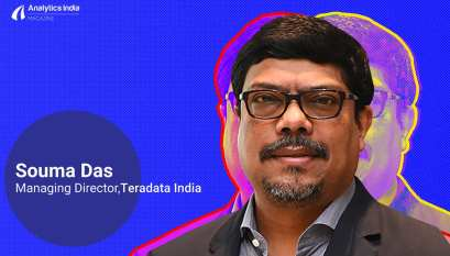 Souma Das Appointed As Managing Director, Teradata