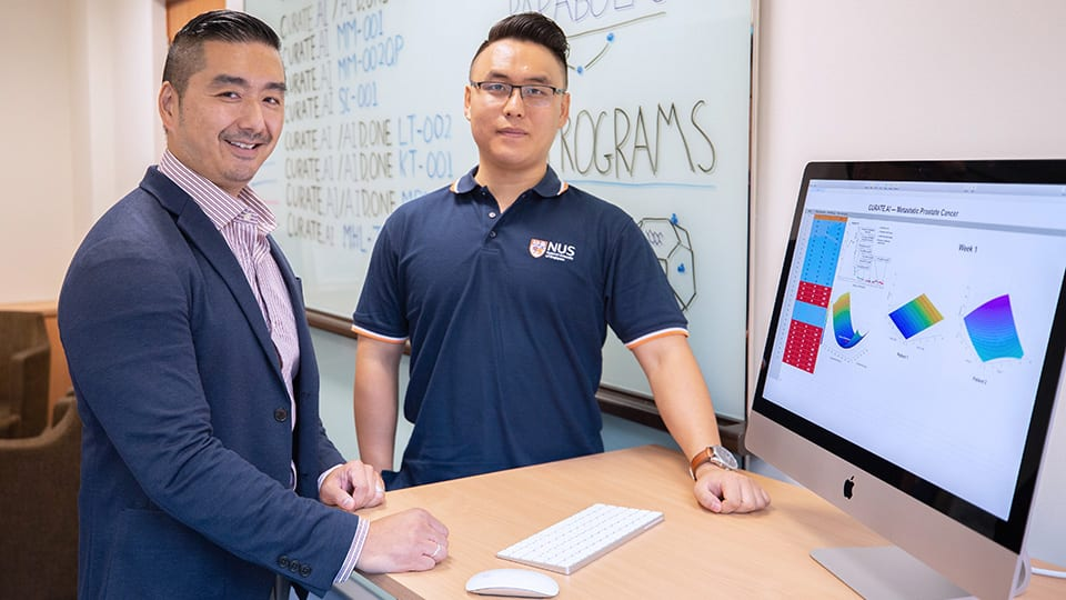 Singapore University Researchers Use Artificial Intelligence To Treat Metastatic Cancer Patient