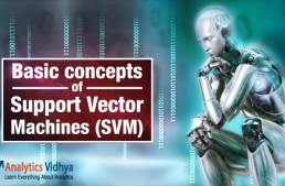 Support Vector Machine – Simplified