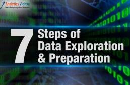 7 Steps of Data Exploration & Preparation – Part 1