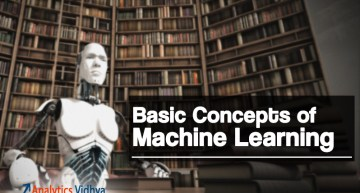 Machine Learning Basics for a newbie