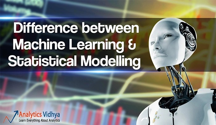 machine learning, statistical modelling