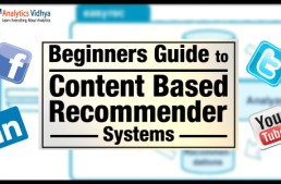 Beginners Guide to learn about Content Based Recommender Engines