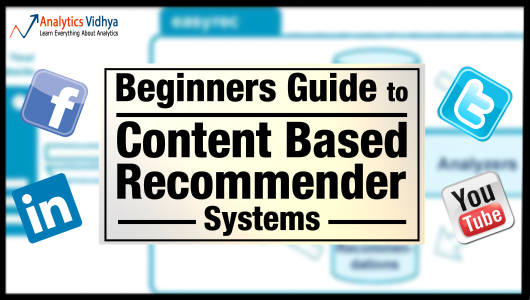 Beginners Guide to Content Based Recommender System