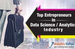 Top Datapreneurs who made data science what it is today