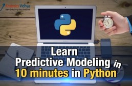 Build a Predictive Model in 10 Minutes (using Python)