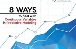 8 Ways to deal with Continuous Variables in Predictive Modeling