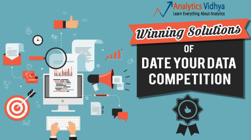 Winning solutions for date your data competition