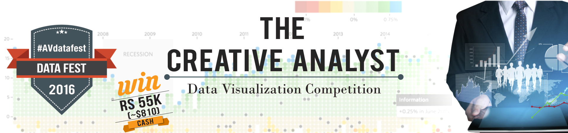 the creative analyst data visualization competition